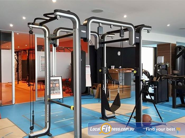 South Pacific Health Clubs HIIT Melbourne  | State of the art functional training in St