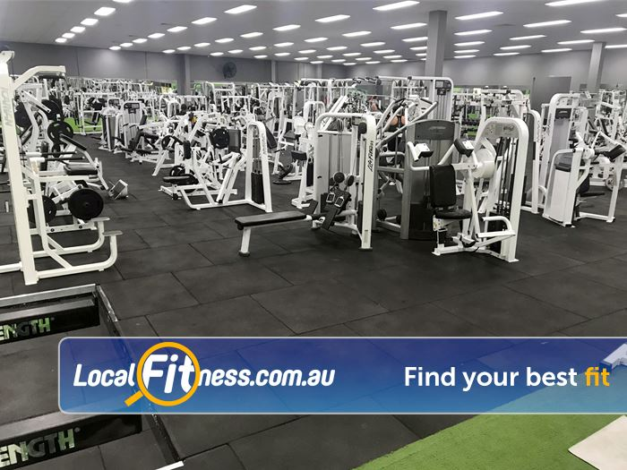 ENRG Fitness 24/7 Gym Mitcham  | Welcome to ENRG Fitness 24/7 in Kilsyth