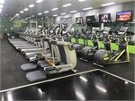 Over 100 cardio pieces in our Kilsyth gym.