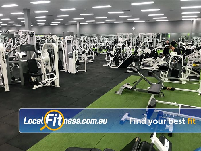 ENRG Fitness 24/7 Near Montrose Our Kilsyth gym is fully equipped with over 2000 sq/m of fitness.