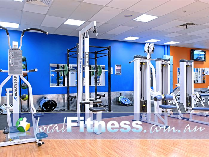 Plus Fitness 24/7 Campbelltown Our Campbelltown gym provides easy to use pin-loading machines.