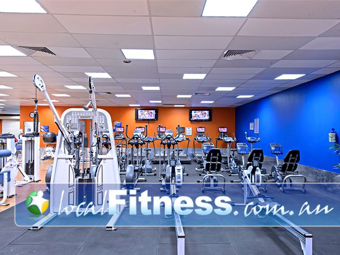Plus Fitness 24/7 Near Ruse Add variety with indoor rowing.