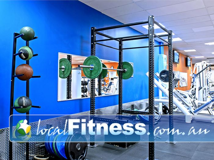 Plus Fitness 24/7 Near Glen Alpine Our power rack will cater for all your strength training needs.