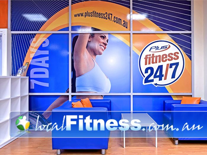 Plus Fitness 24/7 Campbelltown Meet our great members in our members lounge.