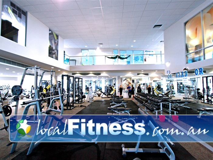 Kore Wellness and Swim Centre Gym Keilor East  | The stunning Kore Wellness Taylors Lakes gym.