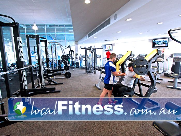Kore Wellness and Swim Centre Gym Caroline Springs  | Our Taylors Lakes gym features the Technogym Pure