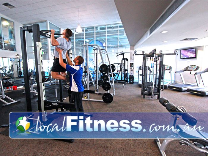 Kore Wellness and Swim Centre Keilor Park Gym Fitness The spacious Taylors Lakes gym