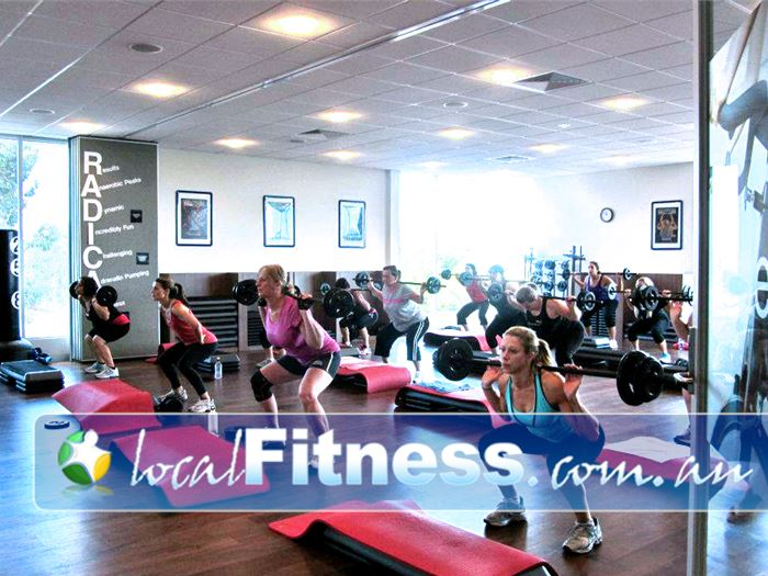 Kore Wellness and Swim Centre Melbourne Airport Gym Fitness Over 30 classes per week