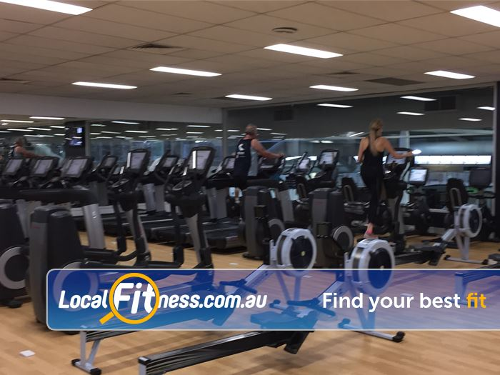 Don Tatnell Leisure Centre Gym Dingley Village  | Come and experience Kingston Leisure Centres.
