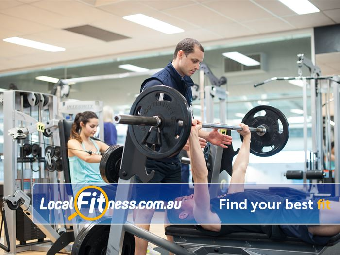 Don Tatnell Leisure Centre Gym Frankston  | Our Kingston personal trainers are ready to accelerate