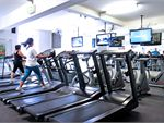 "Regenesis Fitness Rose Bay Gym Fitness 40"" LCD televisions in our"
