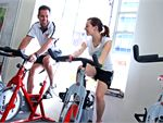 Bike fitness and a full range of cardio