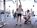 Supervised support by our attentive Edgecliff personal trainers.