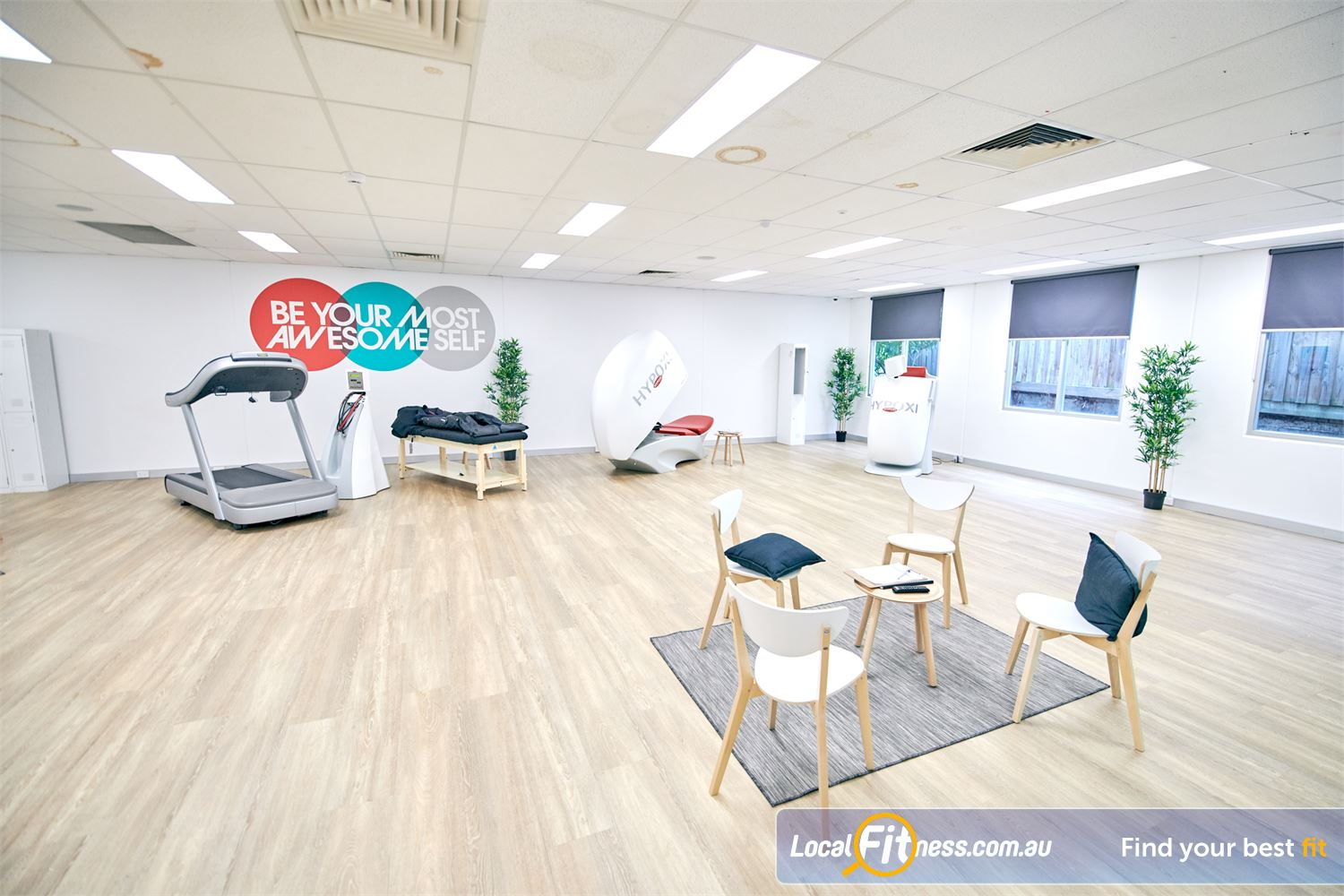 HYPOXI Weight Loss Balgowlah Our HYPOXI Balgowlah weight-loss is personalised catering 3-4 people at a time.