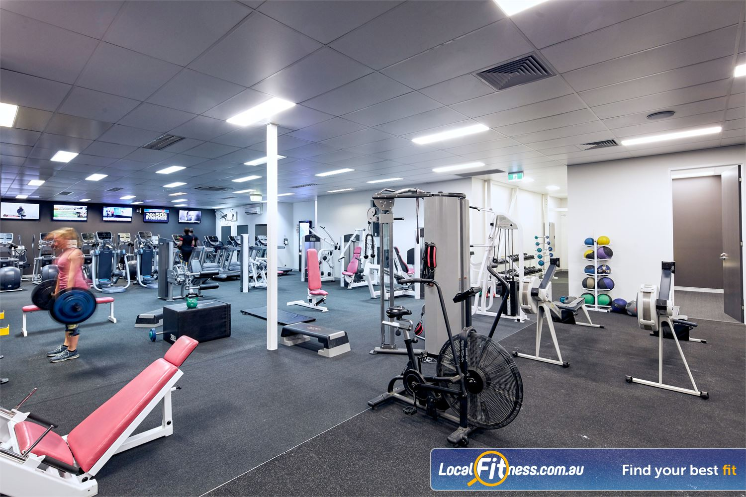 Fernwood Fitness Browns Plains Welcome to Fernwood Browns Plains gym - more than just a gym!