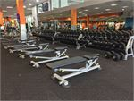 Fit n Fast Annangrove Gym Fitness Free-weights inc. dumbbells,