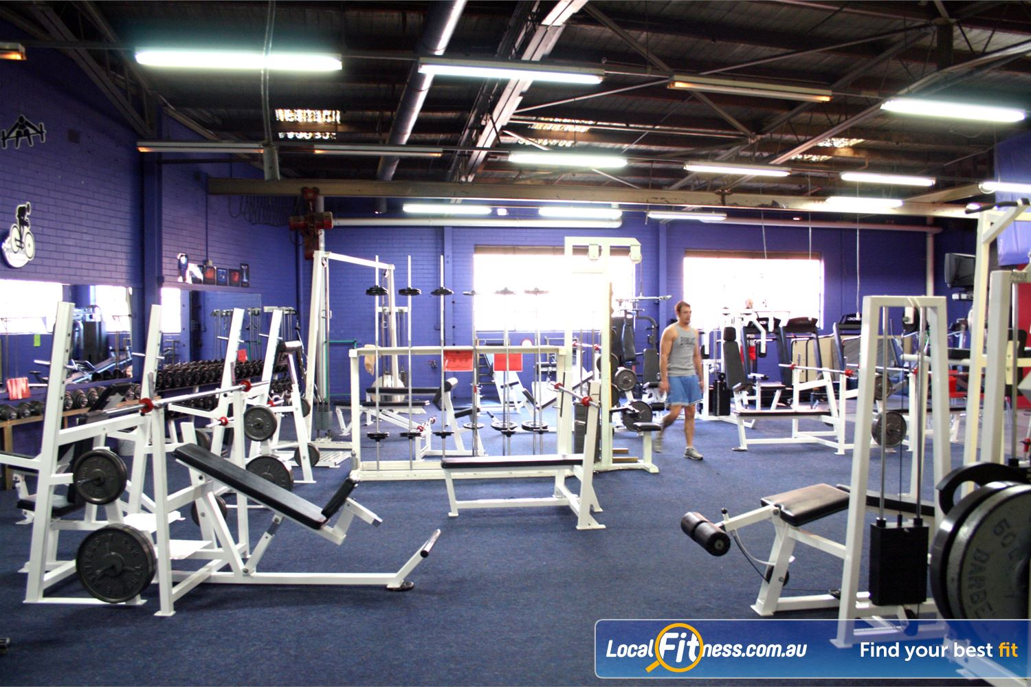 FITafex Gymnasium Essendon Our Essendon gym is fully equipped.