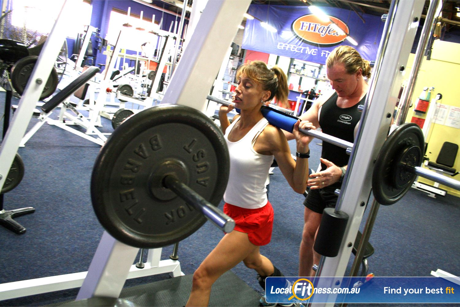 FITafex Gymnasium Essendon Our Essendon gym staff can tailor a strength program to suit you.