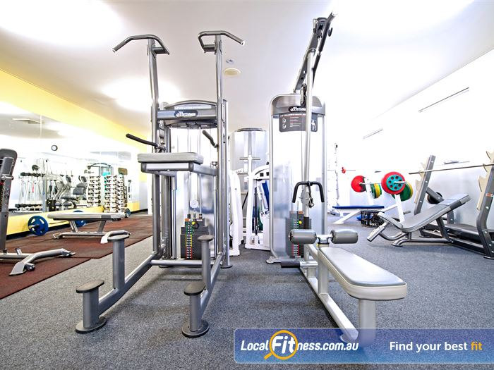 Bernie Mullane Sports Complex Gym Rouse Hill  | New state of the art modern equipment from