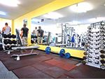 Bernie Mullane Sports Complex Rouse Hill Gym Fitness Full range of dumbbells and