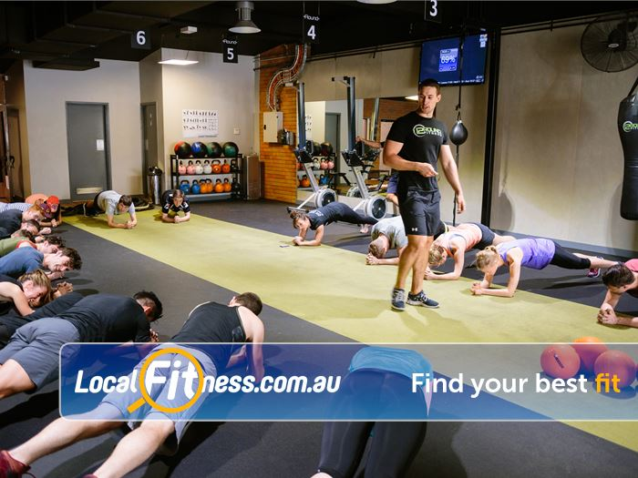 12 Round Fitness Gym Docklands  | 12 Round Fitness South Melbourne is designed around