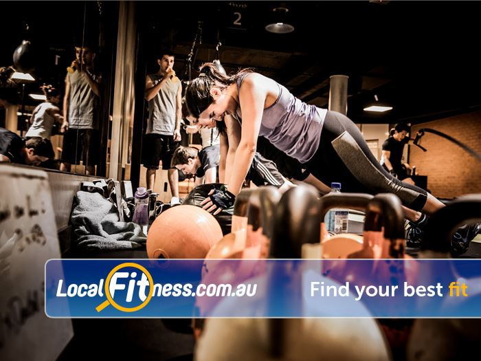12 Round Fitness South Melbourne Gym Fitness South Melbourne HIIT training