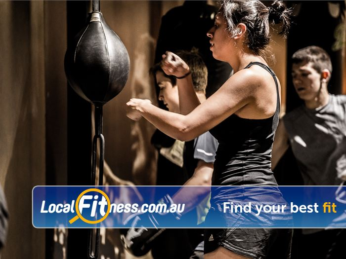 12 Round Fitness Newtown Gym Waterloo  | 12 Rounds Fitness Newtown is designed around a