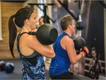 Functional training inc. Kettlebells, battle ropes, prowlers and