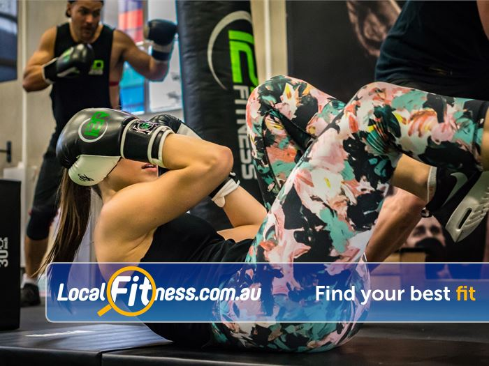 12 Round Fitness Newtown Near Camperdown Work every part of your body including your abs and core.