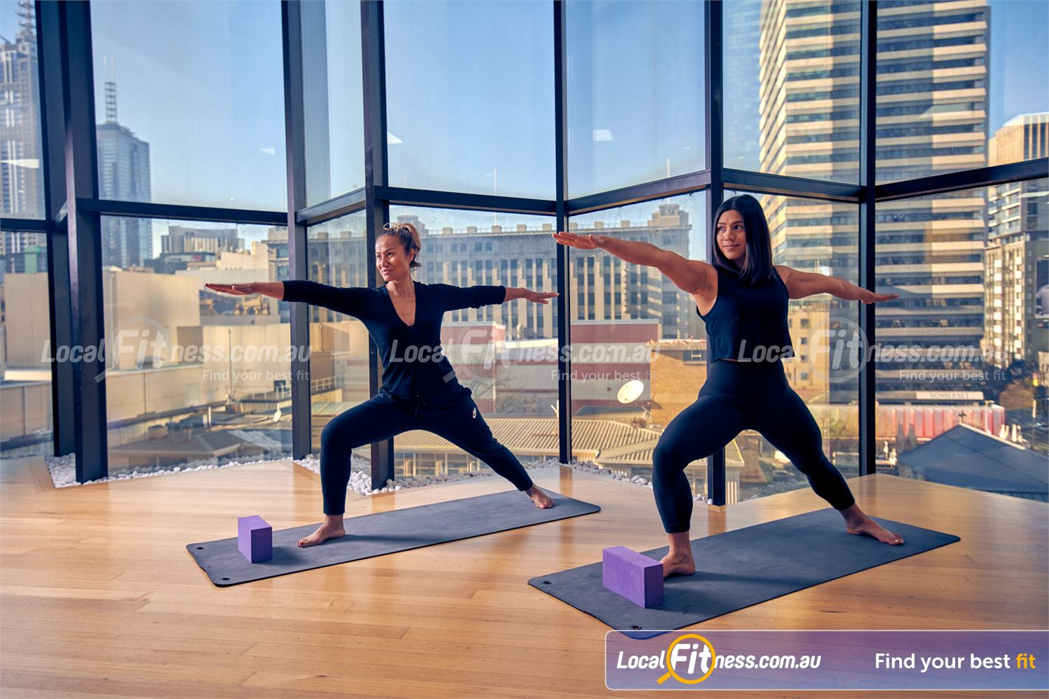 Fitness First Melbourne Central Platinum Near East Melbourne Popular classes inc. Melbourne Yoga, Pilates and more.