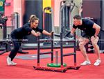 Fitness First Melbourne Central Platinum Melbourne Gym Fitness The indoor sled track will help