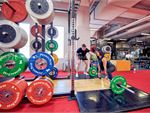 Fitness First Melbourne Central Platinum Melbourne Gym Fitness Our Olympic lifting platforms