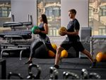 Fitness First Melbourne Central Platinum Southbank Gym Fitness Dedicated ab and stretching
