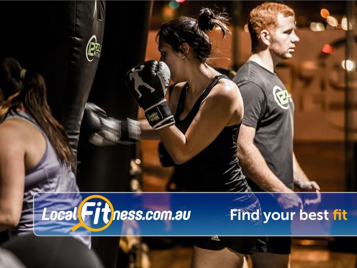 12 Round Fitness Prahran Gym Fitness Rethink your training with 12