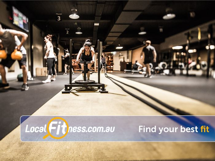 12 Round Fitness Gym Prahran  | Combining functional strength, cardio and boxing drills.