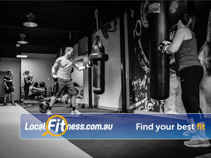 12 Round Fitness Prahran Gym Fitness Get a fully body workout with