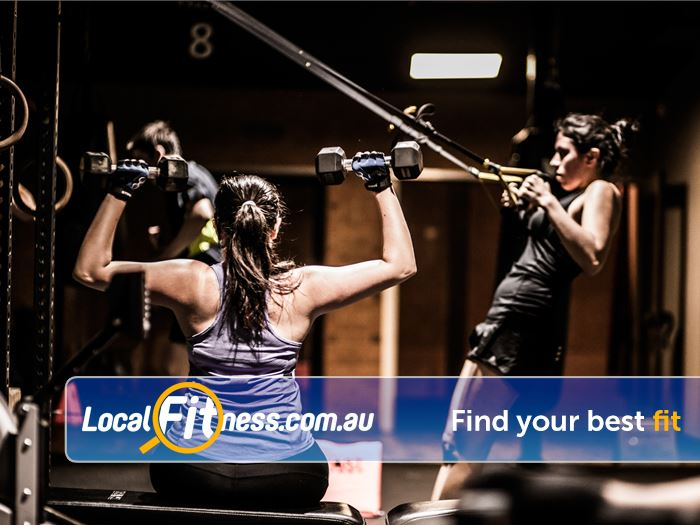 12 Round Fitness Prahran Gym Fitness Functional strength training in