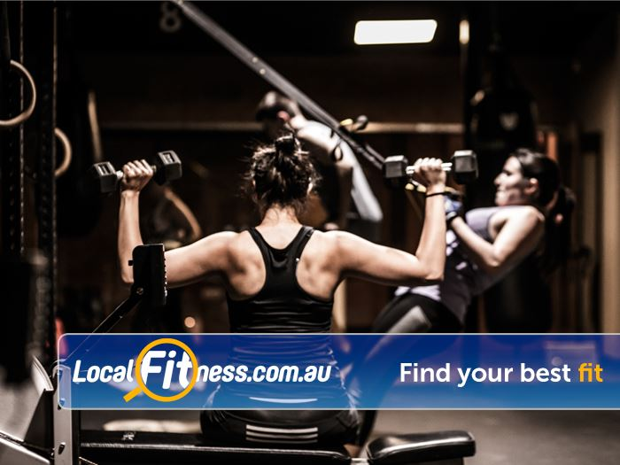 12 Round Fitness HIIT Melbourne  | Sports based cardio activities will have you training