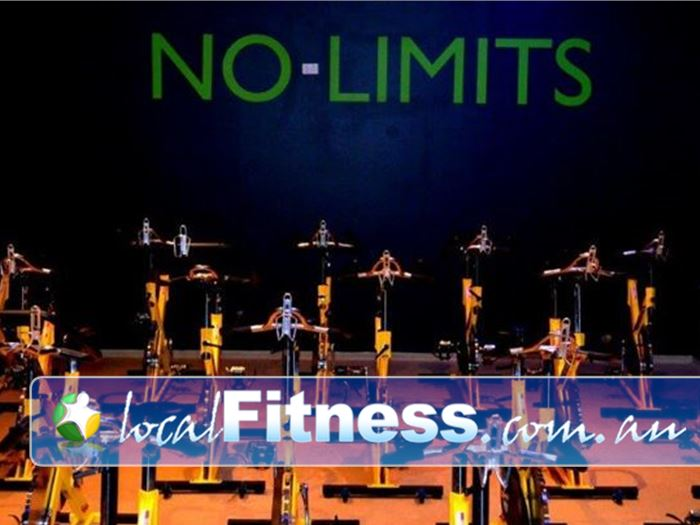 Fernwood Fitness Adelaide Enjoy our daily Adelaide spin cycle classes.