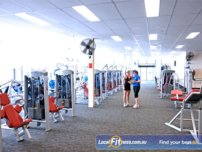 Goodlife Health Clubs Gym Collingwood Park  | Our Ipswich gym provides 2300 sqm of fitness