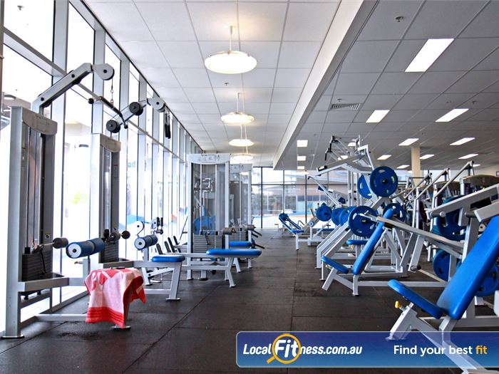 Goodlife Health Clubs Gym Collingwood Park  | At our Ipswich gym, pick from a large