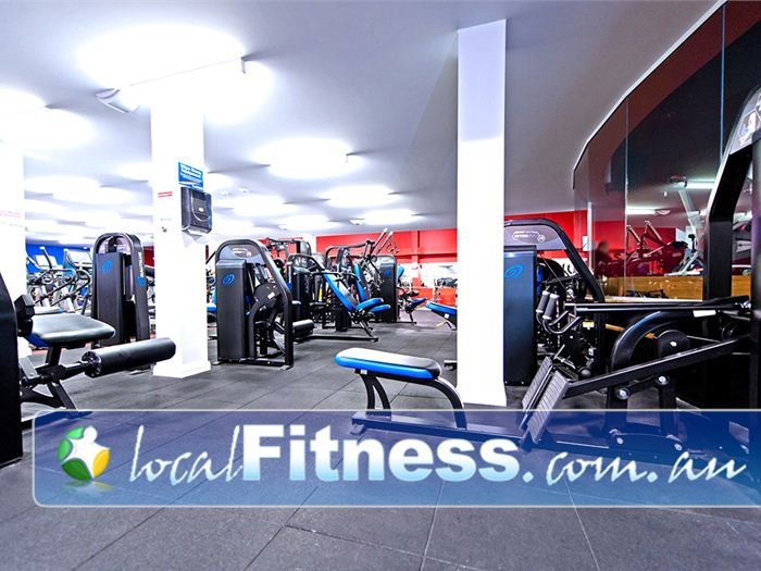 Genesis Fitness Clubs Mayfield The Genesis Mayfield gym provides 24 hour gym access.