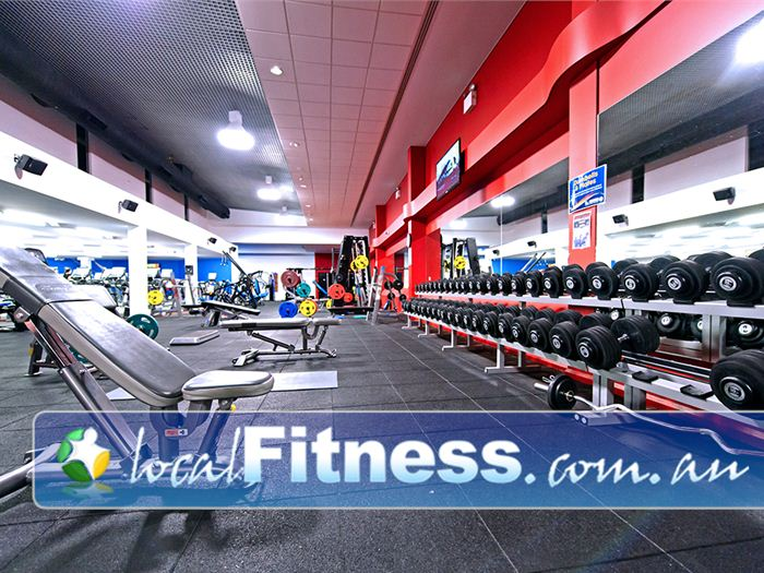 Genesis Fitness Clubs Gym Mayfield  | The Genesis Mayfield gym provides 24 hour gym