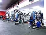 Genesis Fitness Clubs Mayfield Gym Fitness Heavy duty plate loading