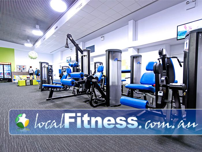 Genesis Fitness Clubs Near Callaghan Our Mayfield gym features a comprehensive range of state of the art equipment.