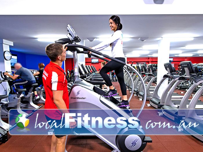 Genesis Fitness Clubs Mayfield Our Mayfield personal trainers will design a custom program to suit your weight-loss goals.