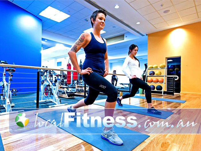 Genesis Fitness Clubs Near Sandgate Add stretching into your program.