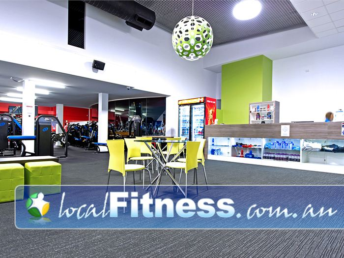 Genesis Fitness Clubs Mayfield A comfortable area for our valued Mayfield members.