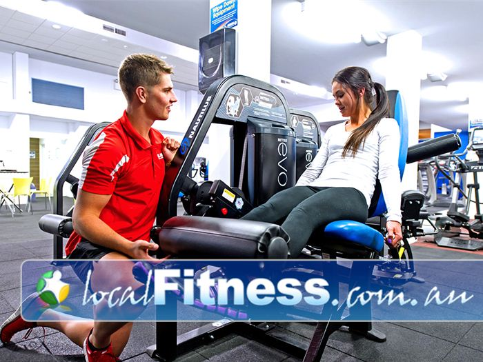 Genesis Fitness Clubs Mayfield Mayfield gym instructors can tailor a strength program to suit your goals.