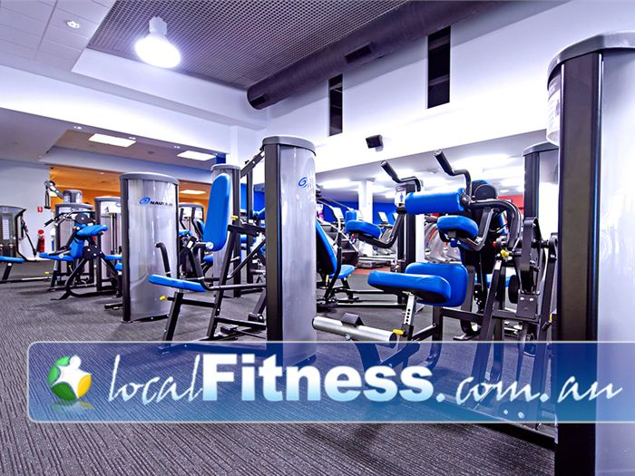 Genesis Fitness Clubs Near Warabrook Our Mayfield gym features a comprehensive range of state of the art equipment.